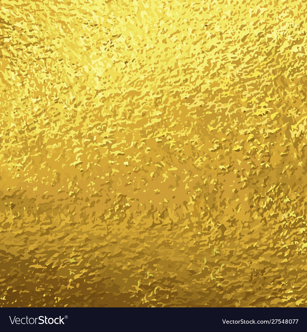 Golden royal foil