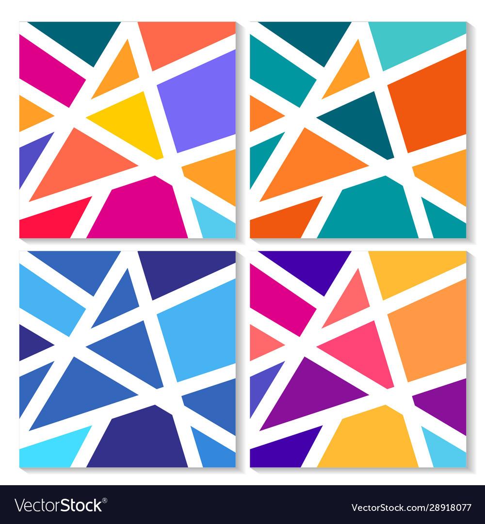 Mosaic Tile Royalty Free Vector Image