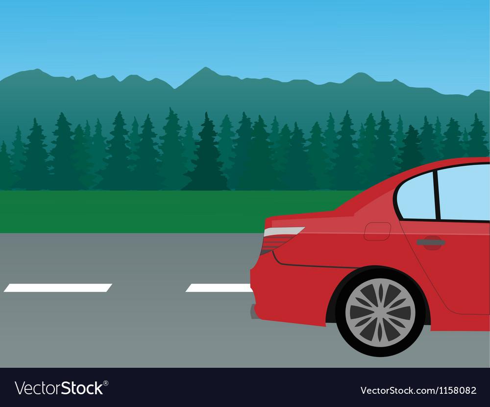 Auto mountain
