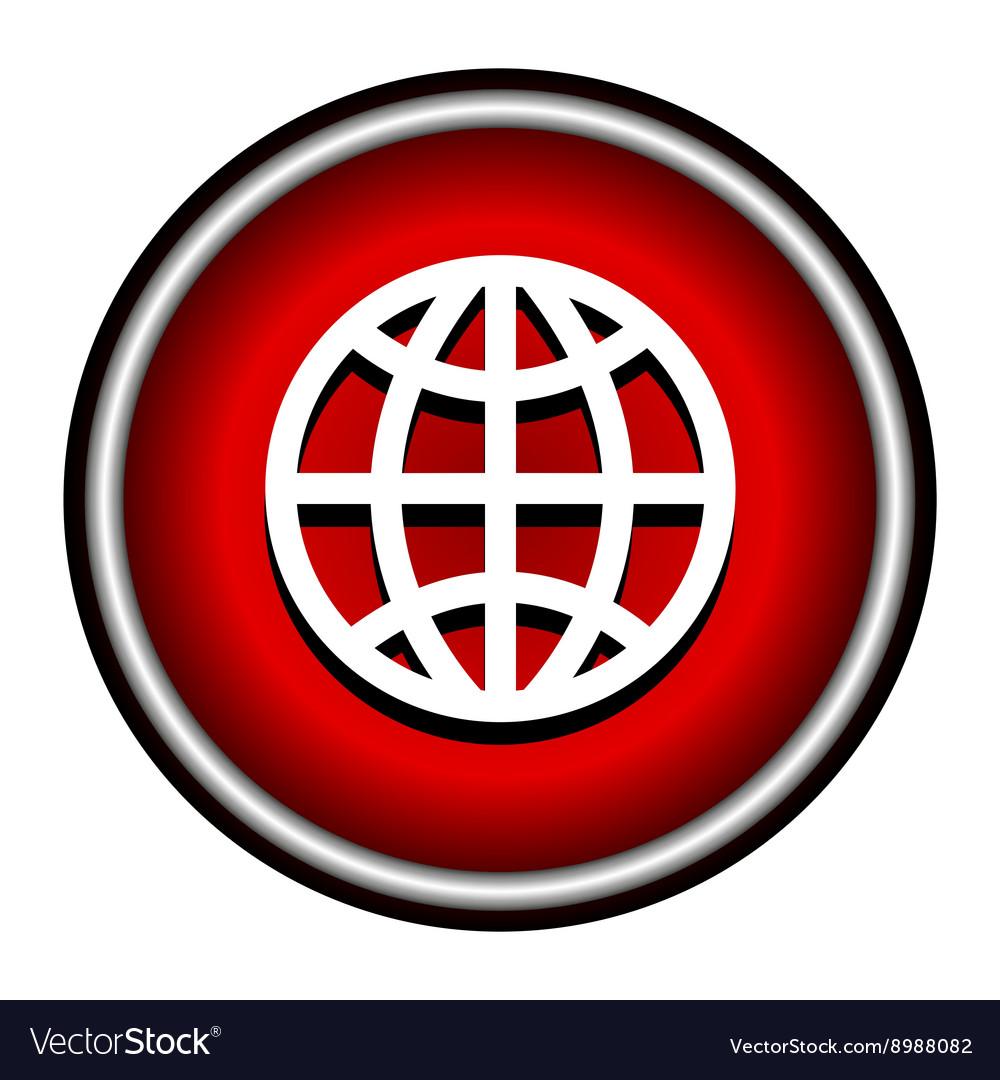 Globe icon background