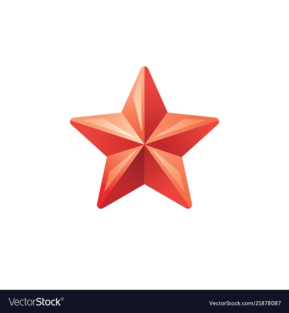 3d realistic symbol cute