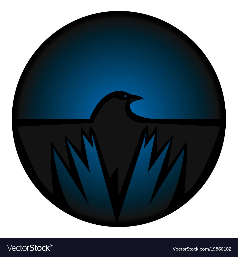 Crow icon