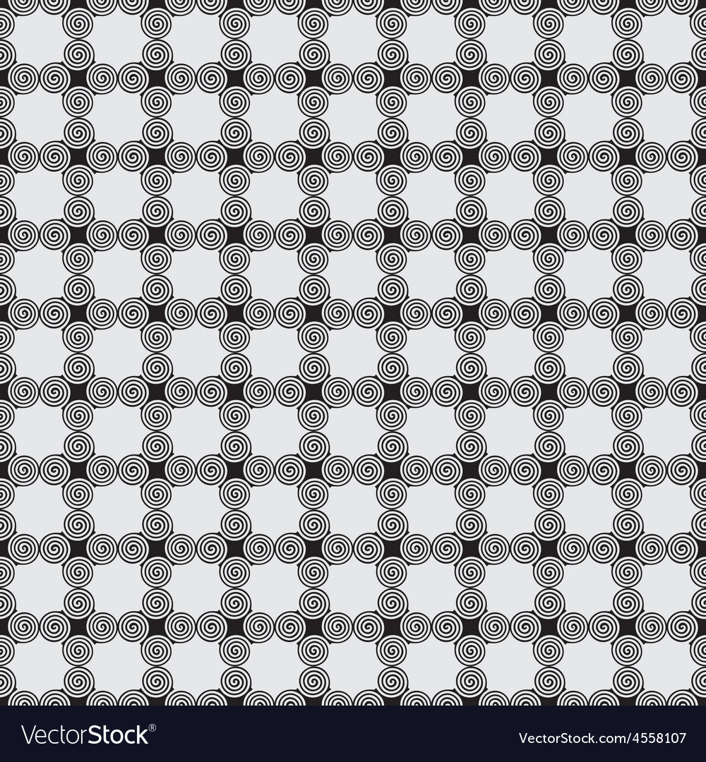 Seamless-abstract-pattern-01 vector image