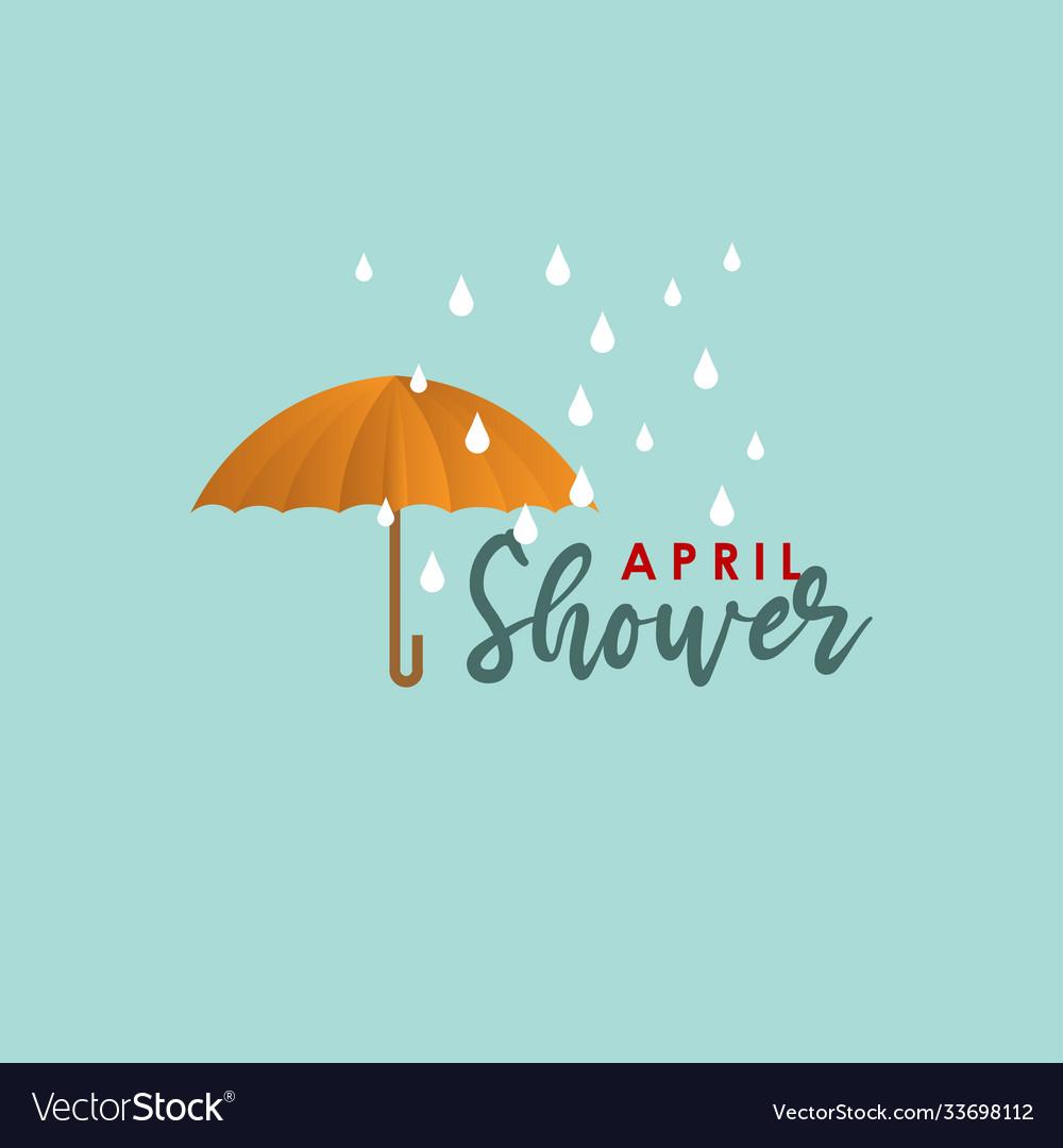 Bandana April Showers