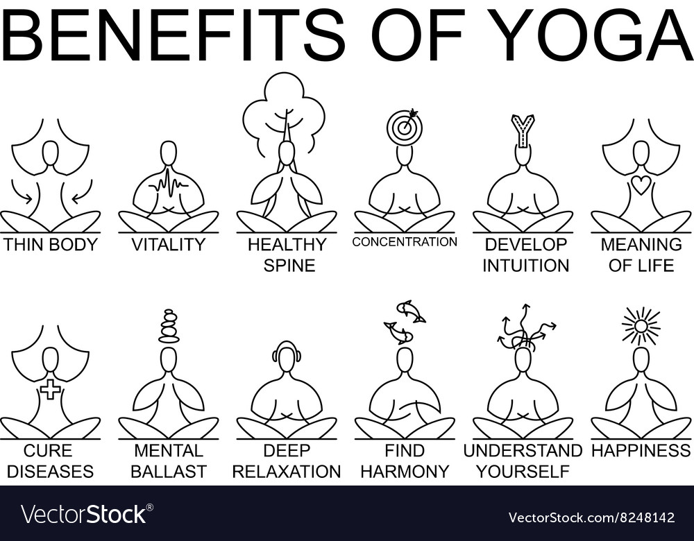 Advantages and benefits of yoga