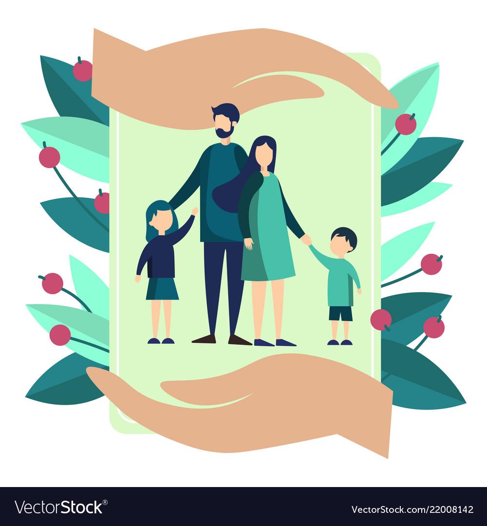 Family insurance metaphor