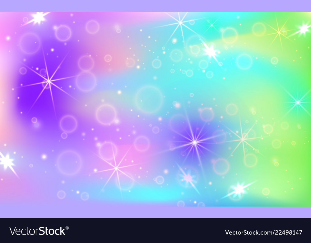Holographic abstract background mother-of-pearl