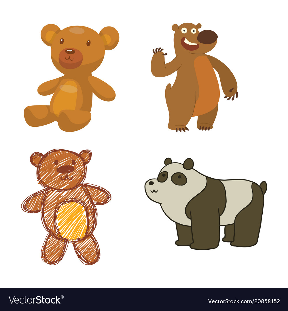 Bear animal mammal teddy grizzly funny