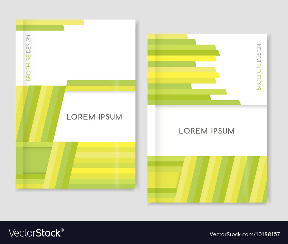 Abstract geometric background Cover design for