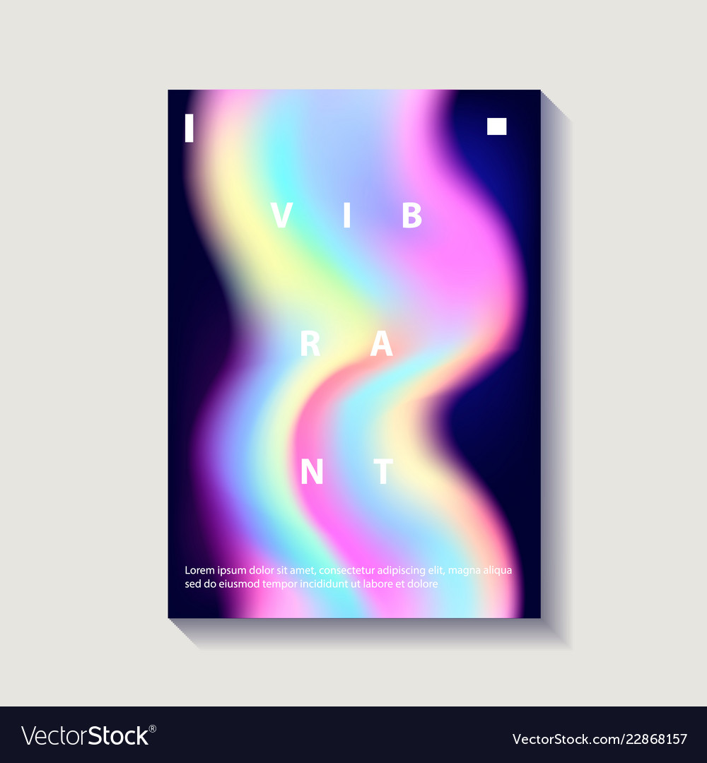 Creative cover or poster design template