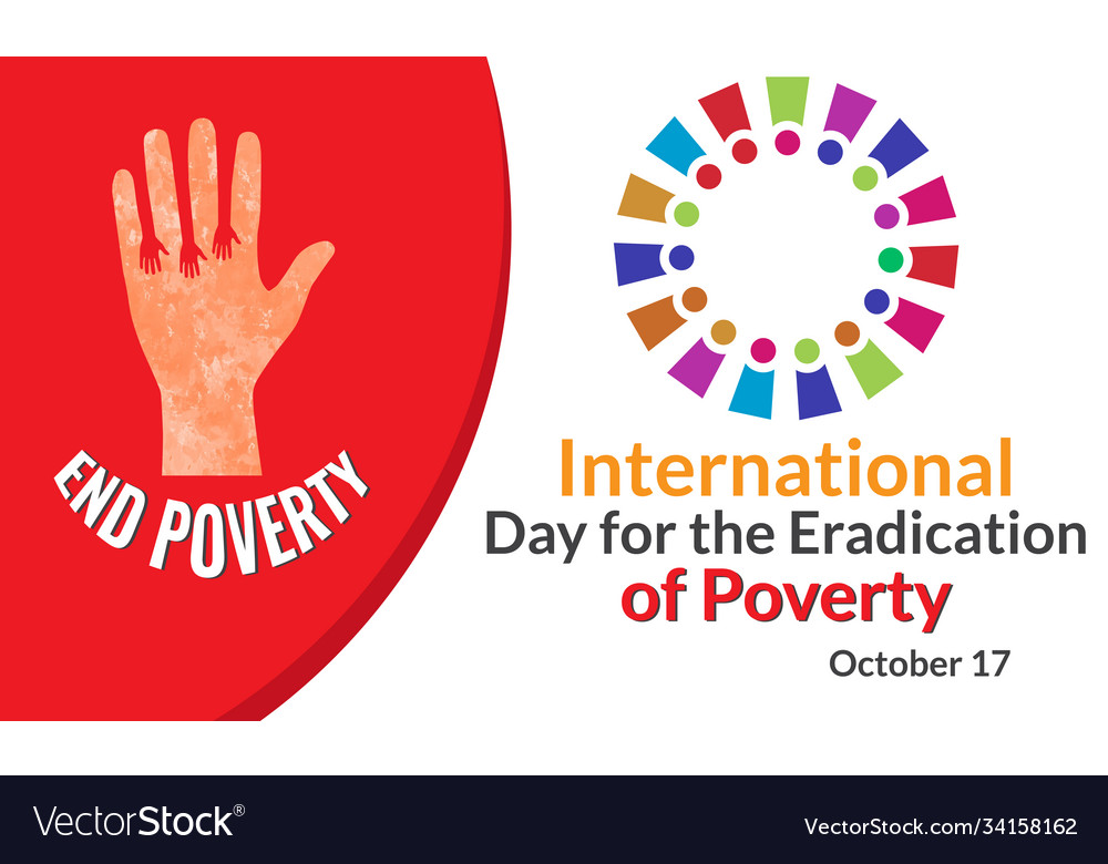 International day for eradication poverty