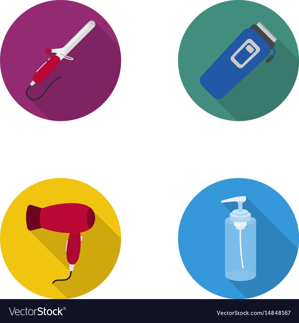 Hair curler trimmer hair dryer lotion