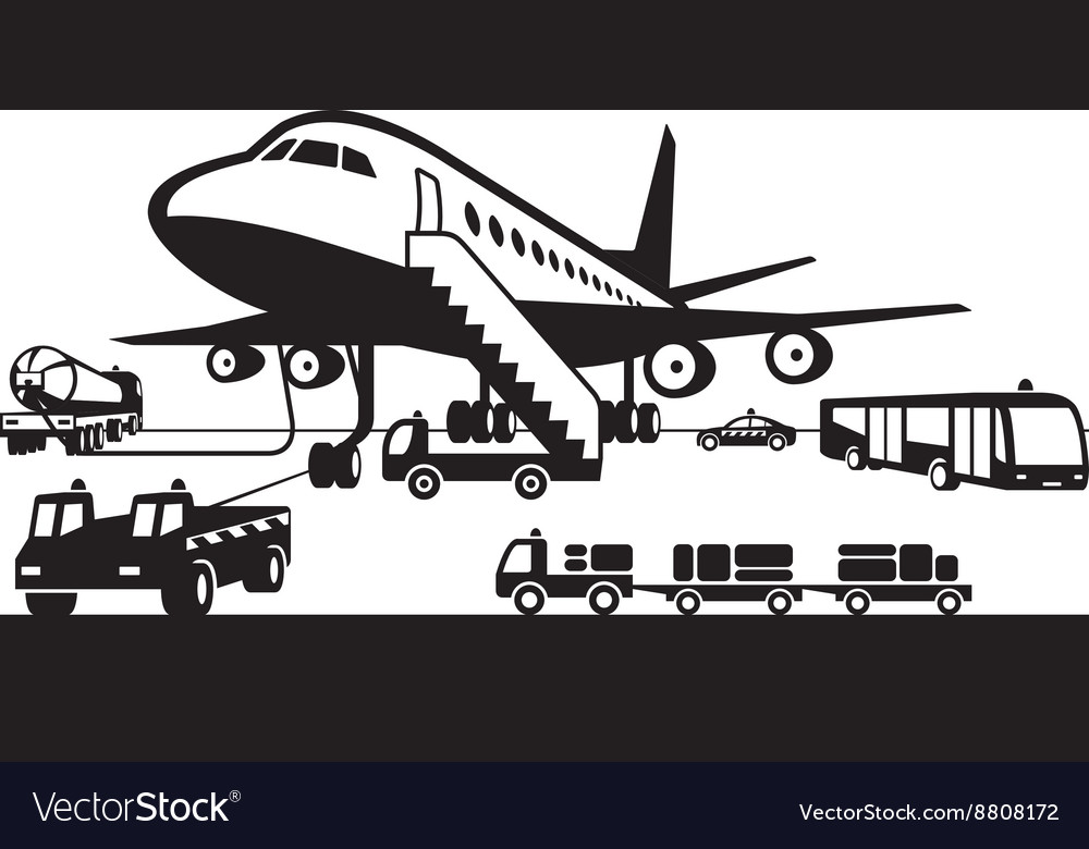 Airport support vehicles