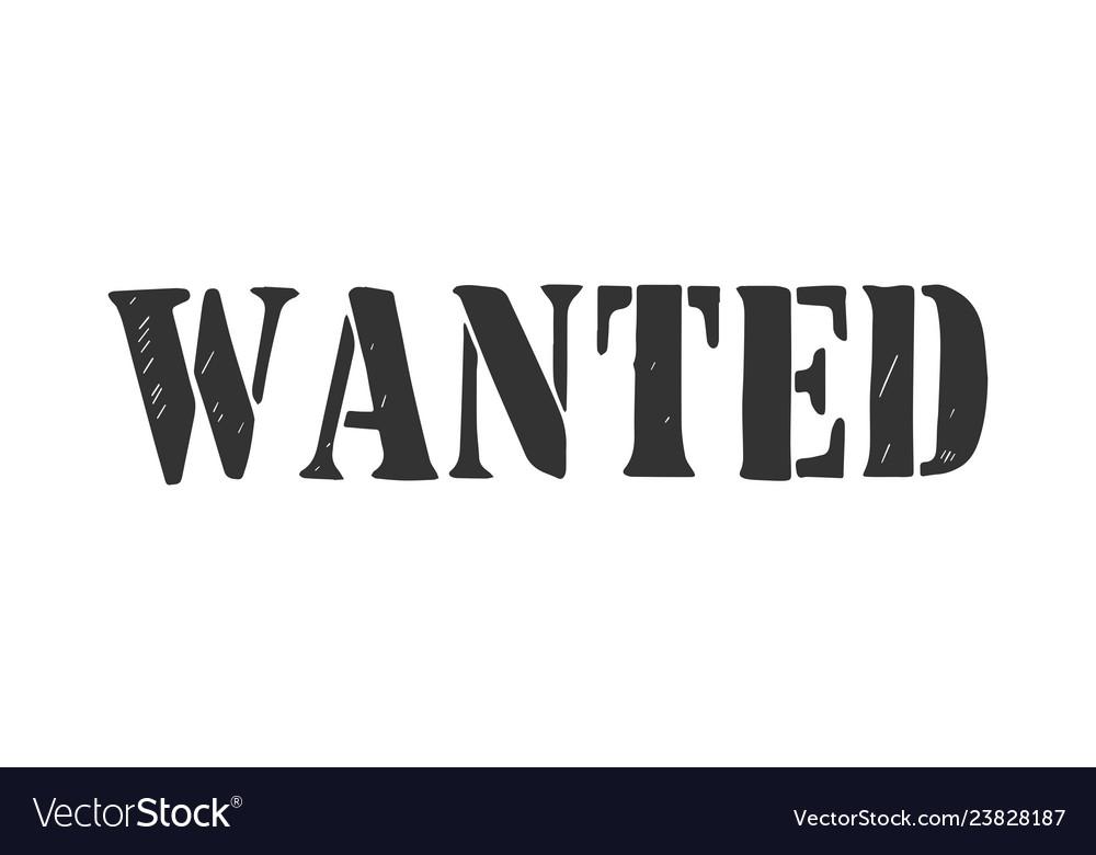 U6700 U3082 U4eba U6c17 U306e U3042 U308b Wanted Poster Font Word