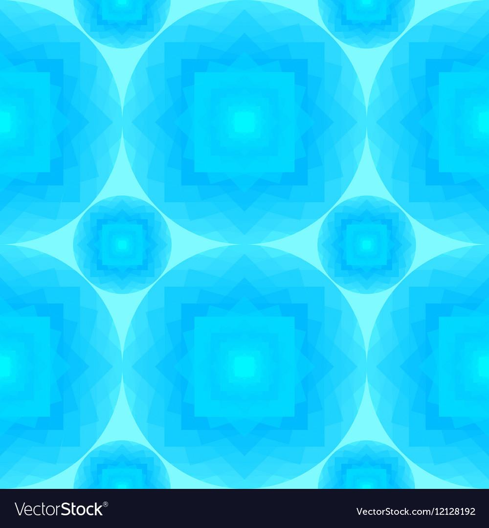 Buzor indigo seamless color consists of vector image