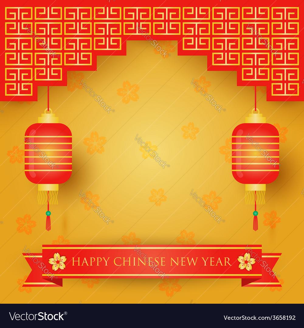 Chinese new year background