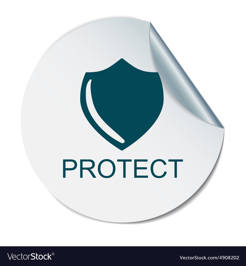 Shield A Symbol Of Protection Shield Royalty Free Vector