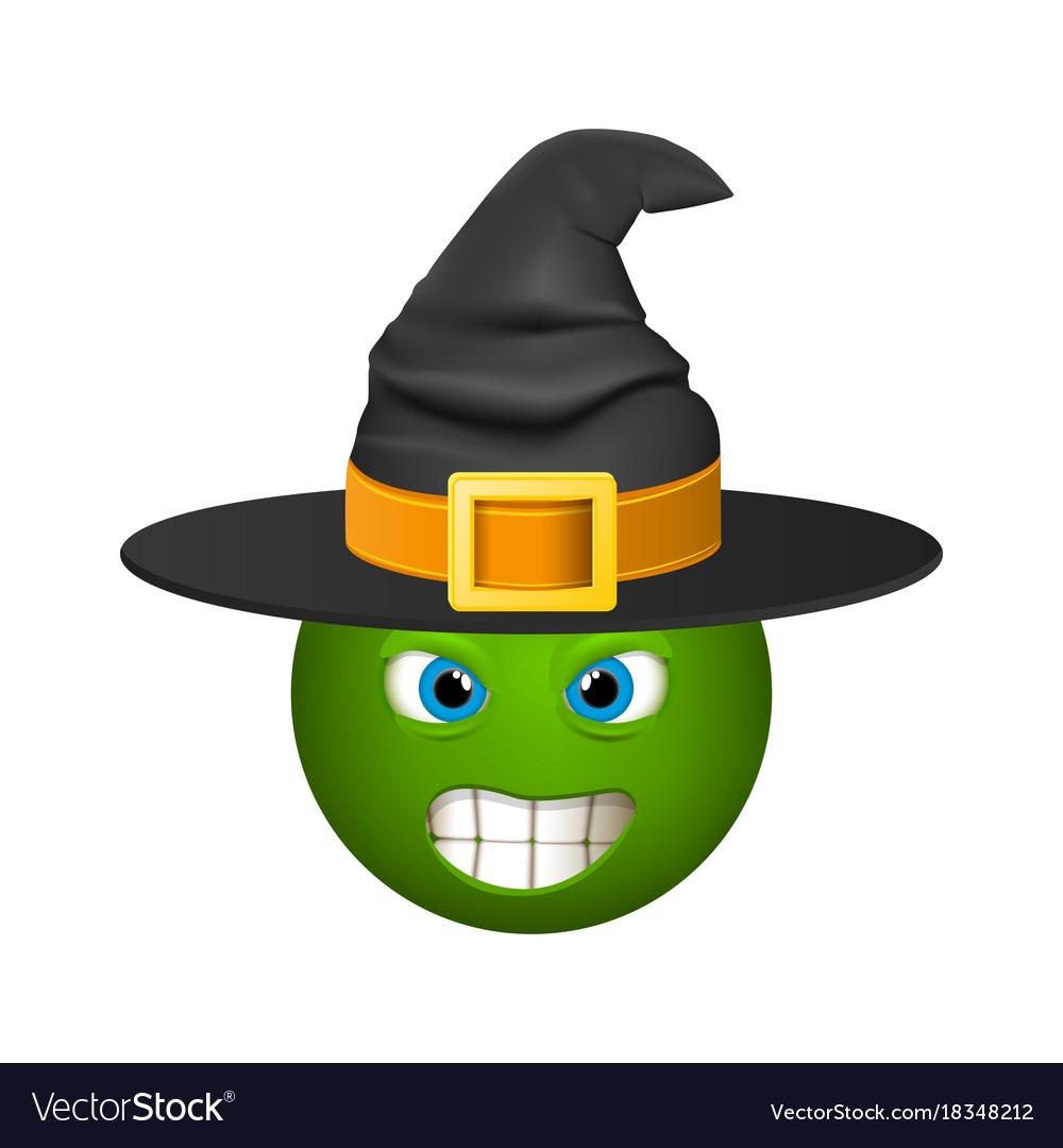 Halloween smiley emoticons emoji