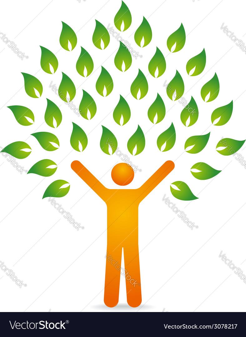 Tree human