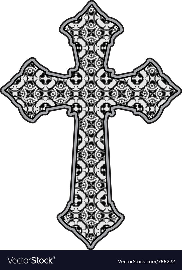 Узор крестик картинка