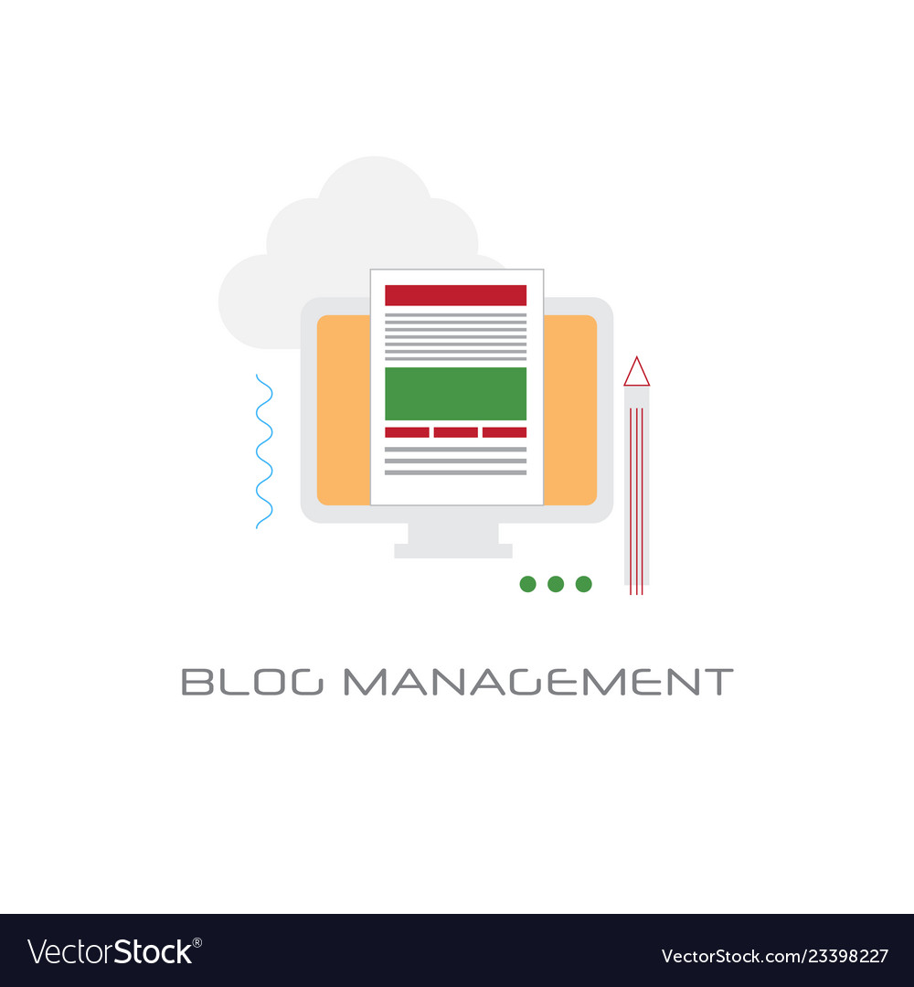 Business digital information technology blog