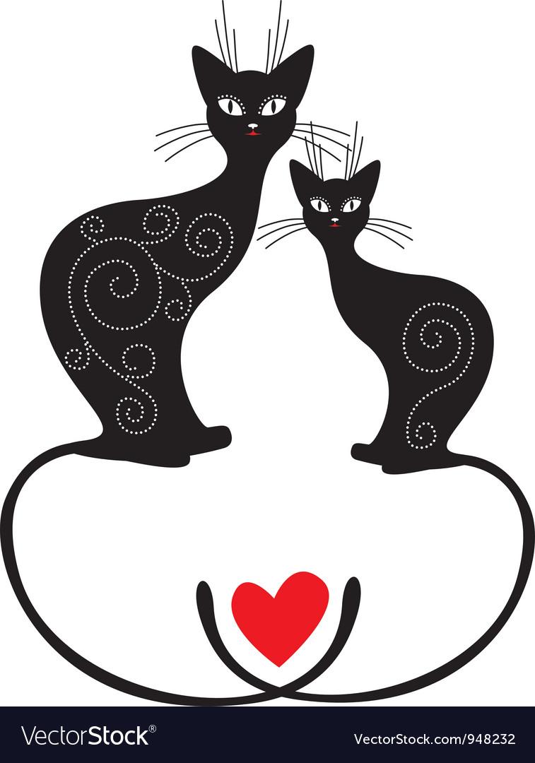 Pair cats