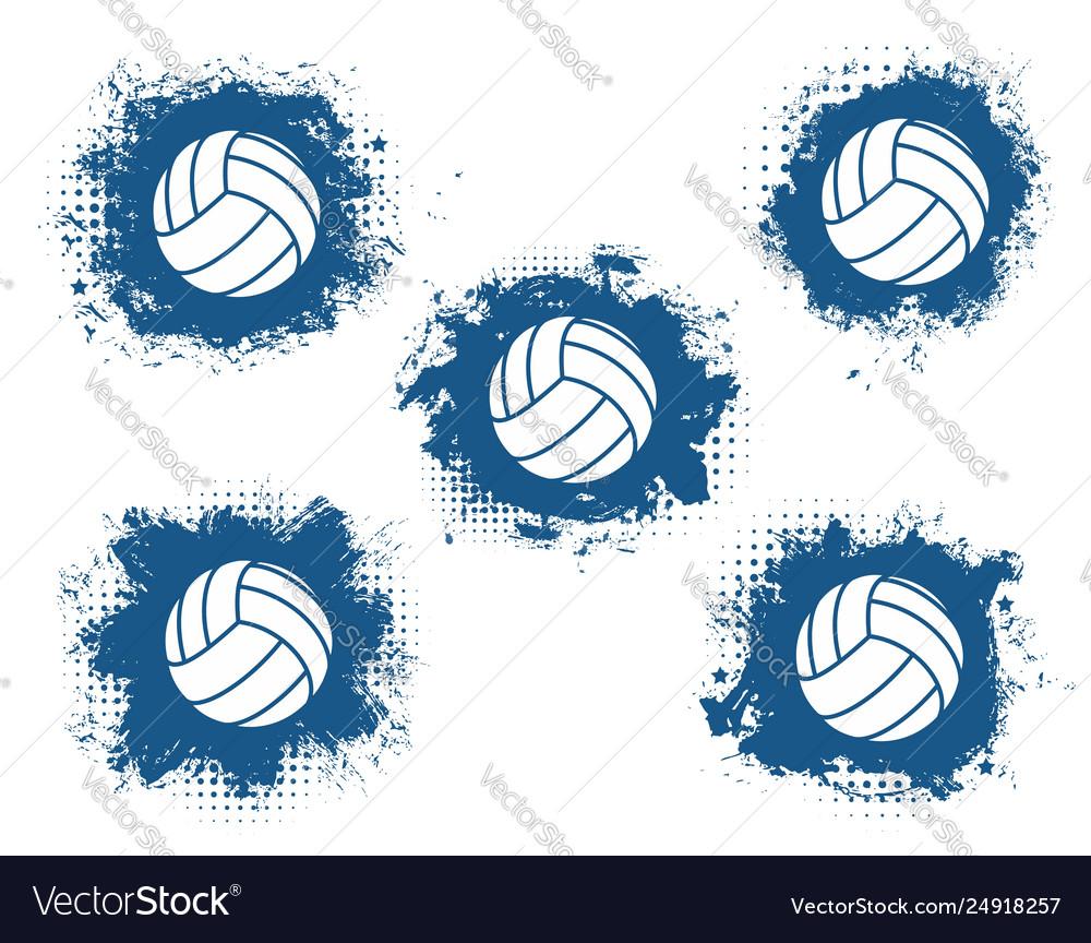 Volleyball sport game balls sporting equipment