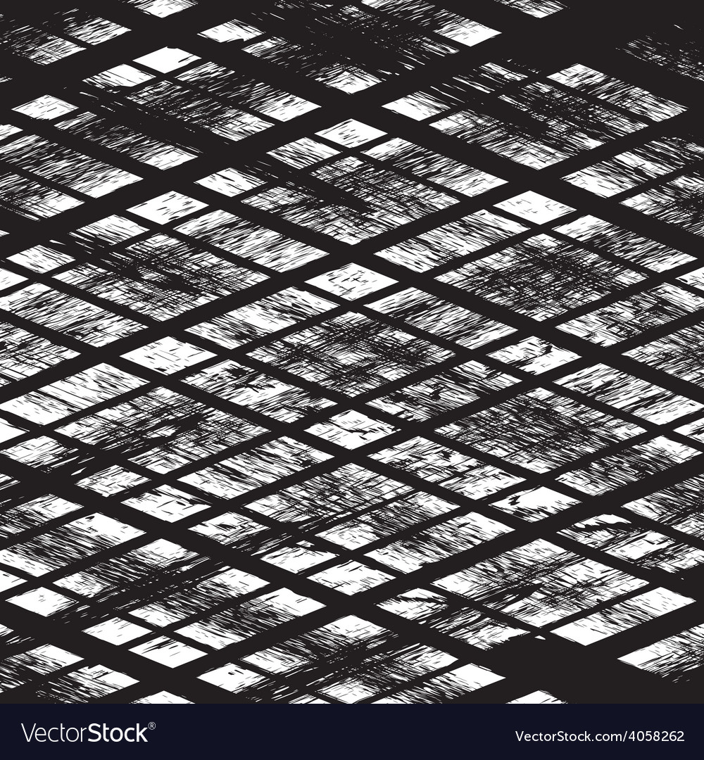 Texture Diagonale Cage