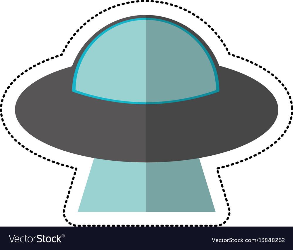 Ufo vehicle shadow