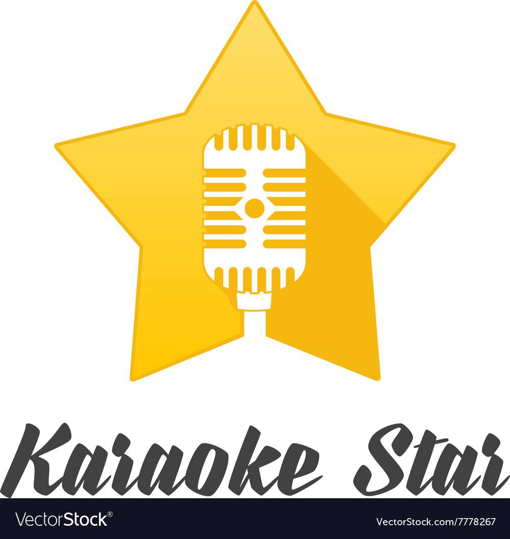 Logo star karaoke