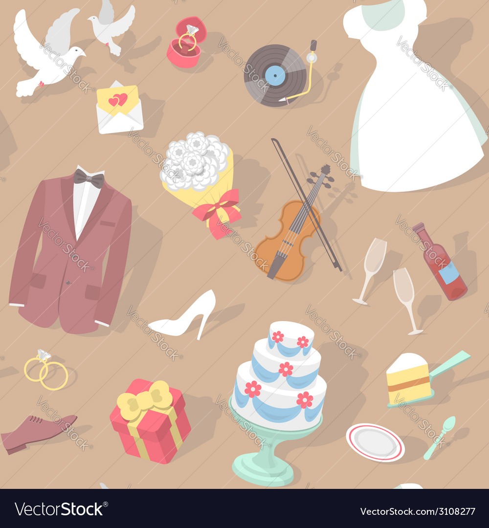 Wedding Pattern