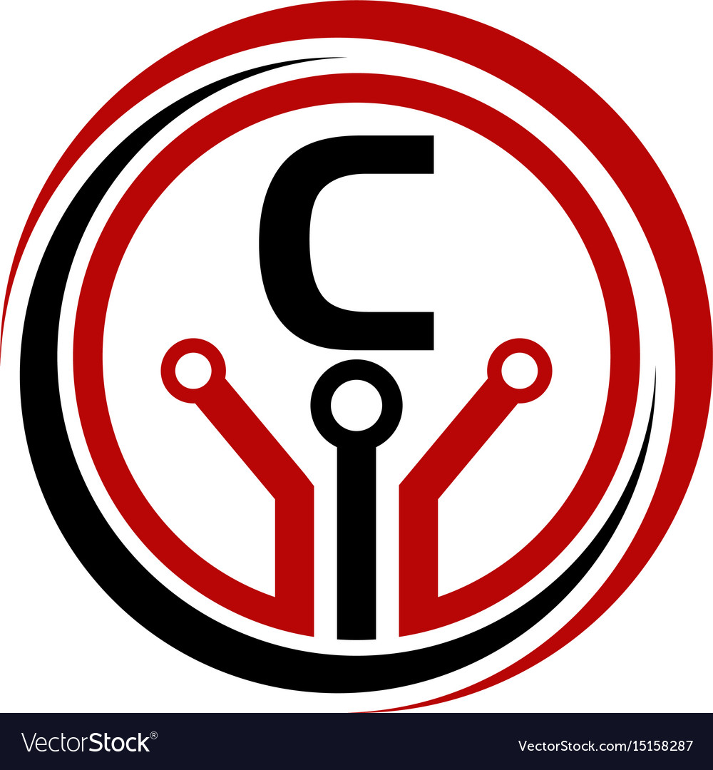 Digital world and electrical connections initial c