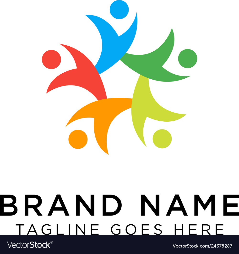 Teamwork logo design inspiration