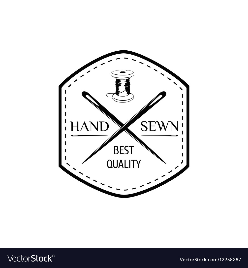 The Hand Sewing Stripe Needle Thread Sewing Studio