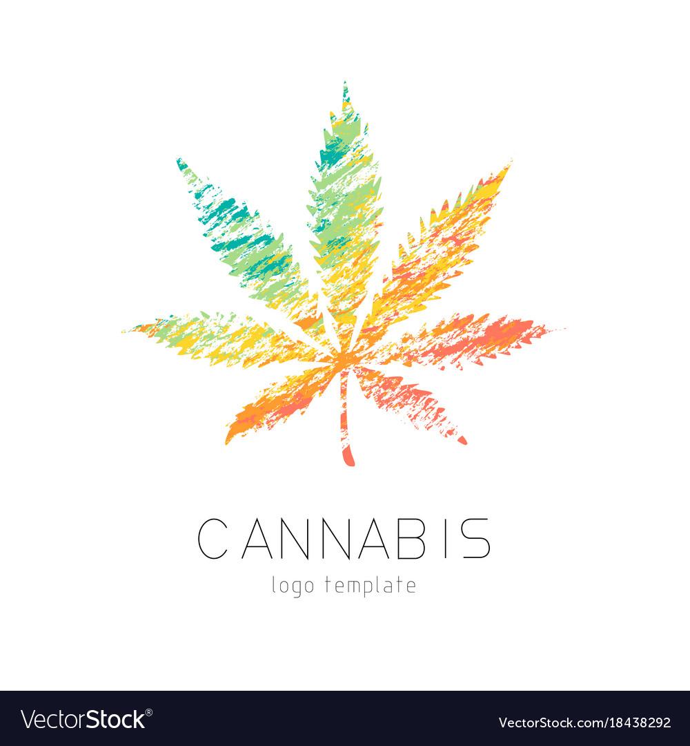 Cannabis creative logo