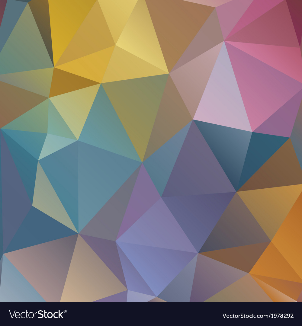 Polygonal pattern abstraction