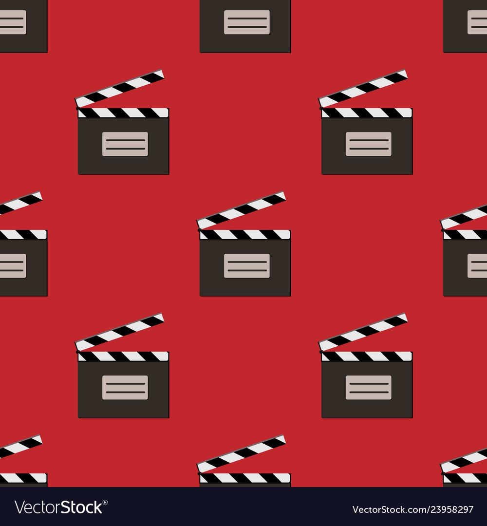 Clapboard seamless pattern