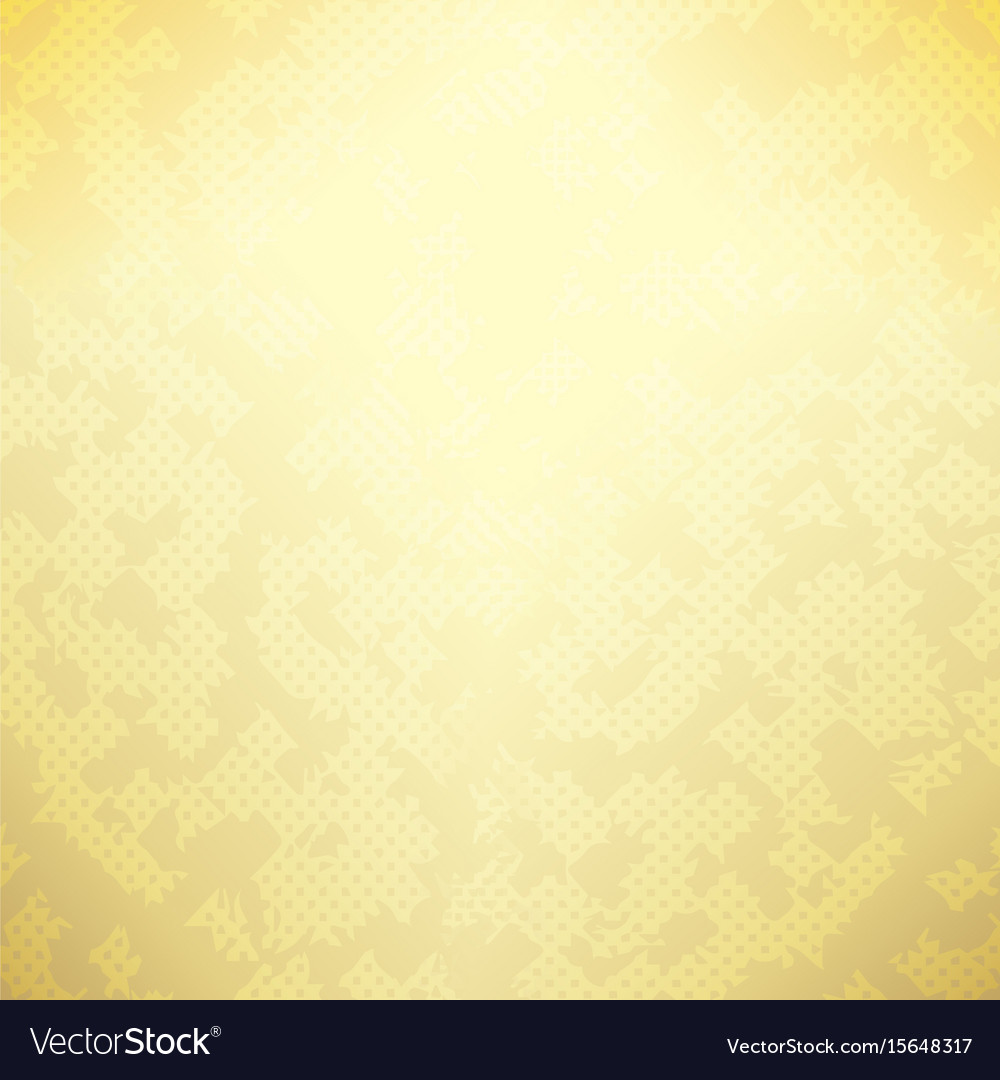 Golden spotted background