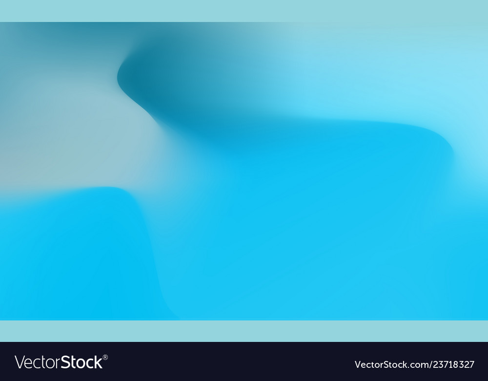 Abstract blue holographic background in pastel