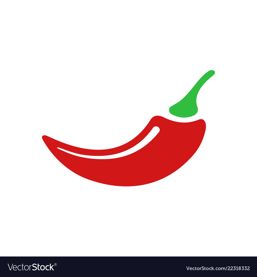 Red hot chili peppers symbol and sign