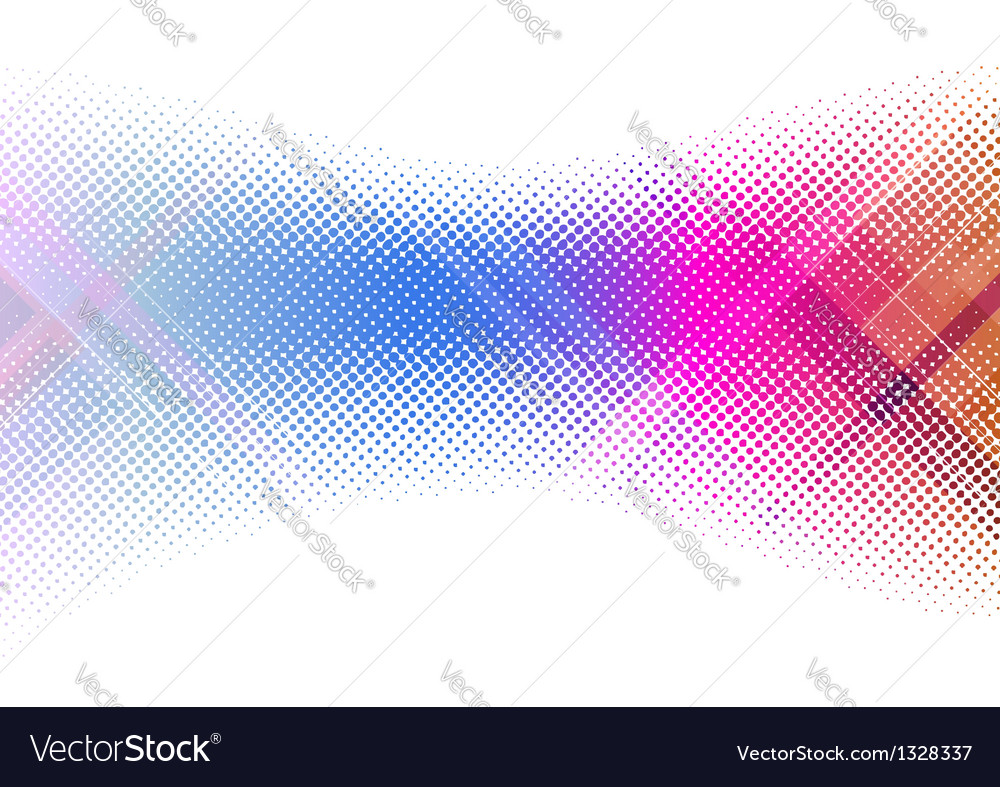 creative colorful background template royalty free vector