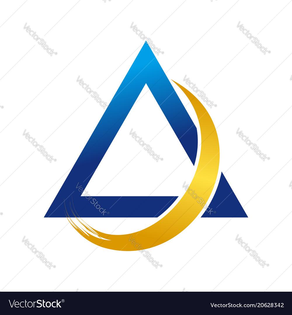 Aero flash symbol logo design