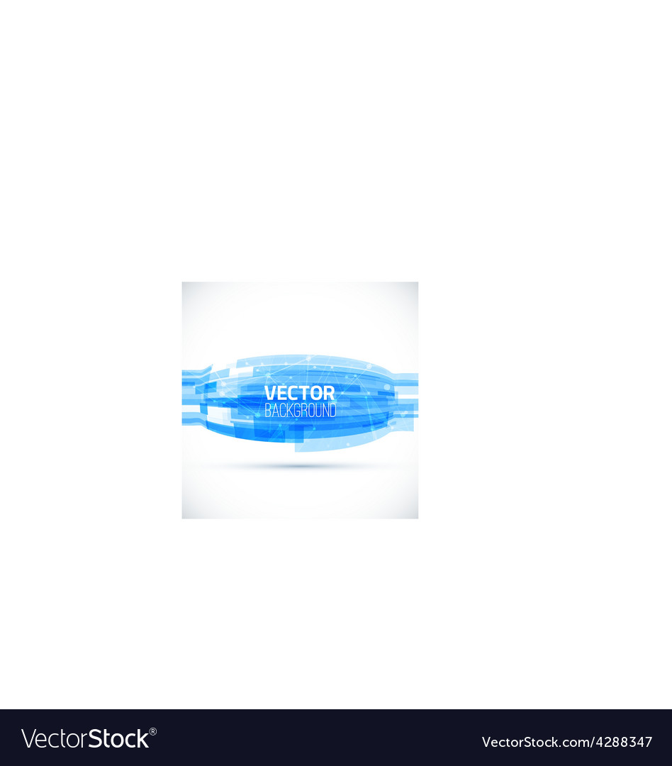 Business 3D abstract blue background Abstract