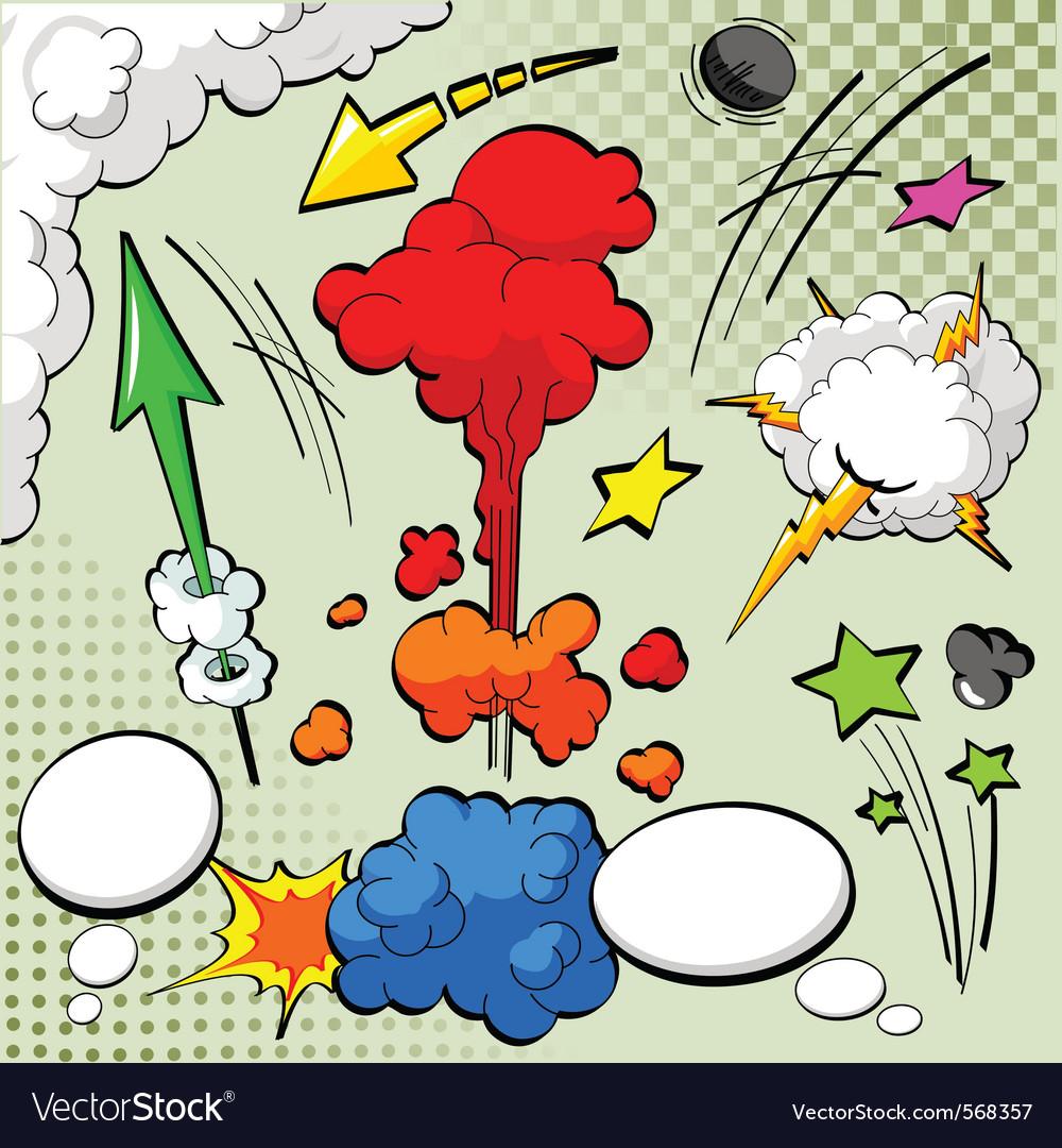 Comic book design