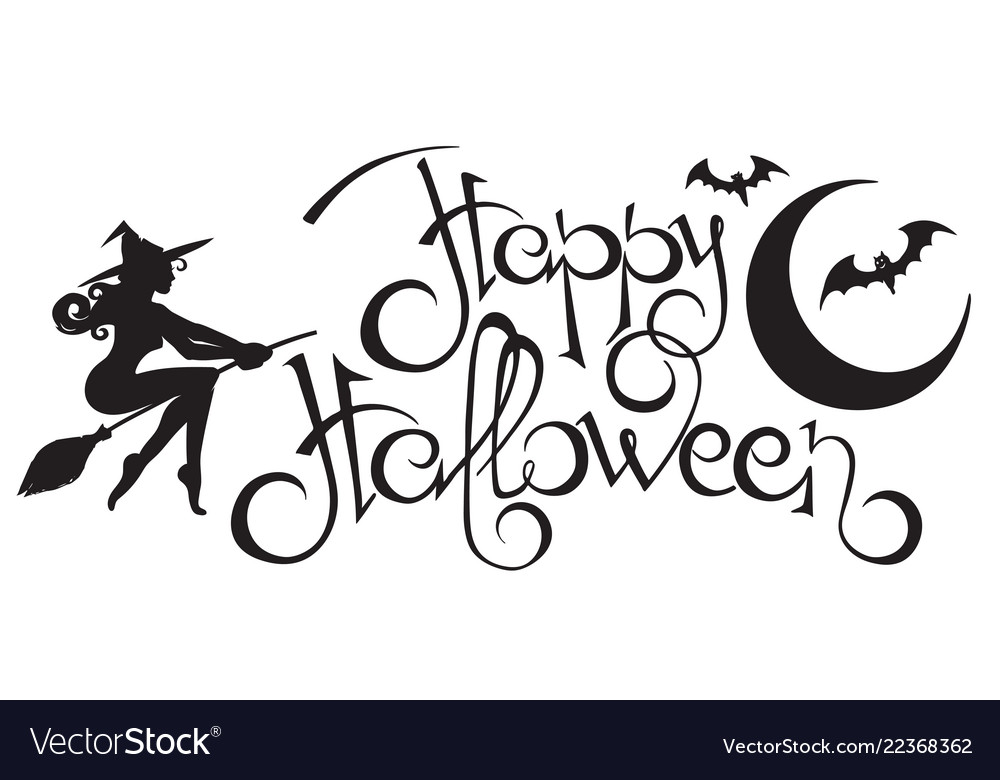 Happy halloween text 2
