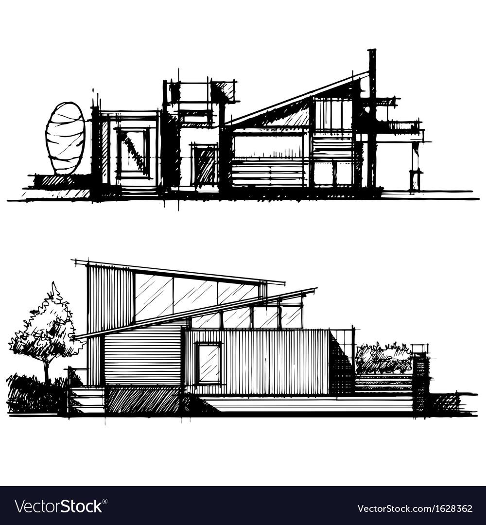 Sketch of architecture design
