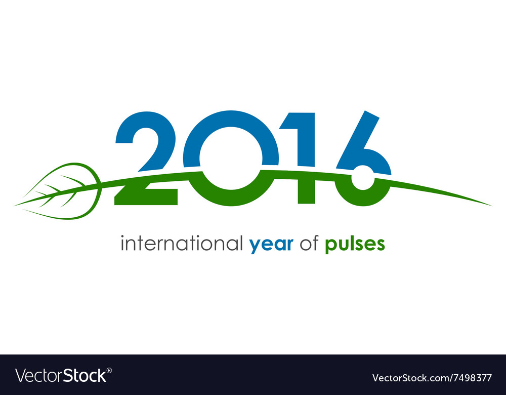 2016 pulses international year of pulses green