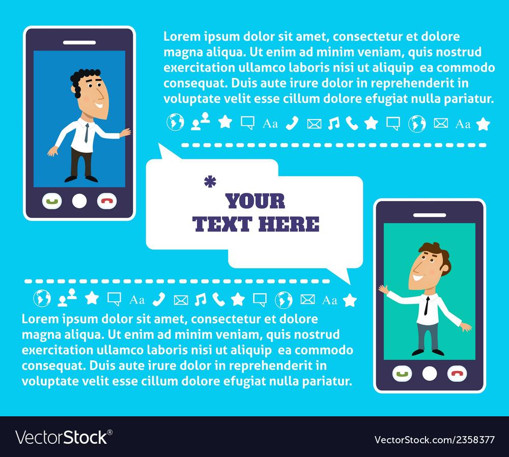 Mobile communication presentation