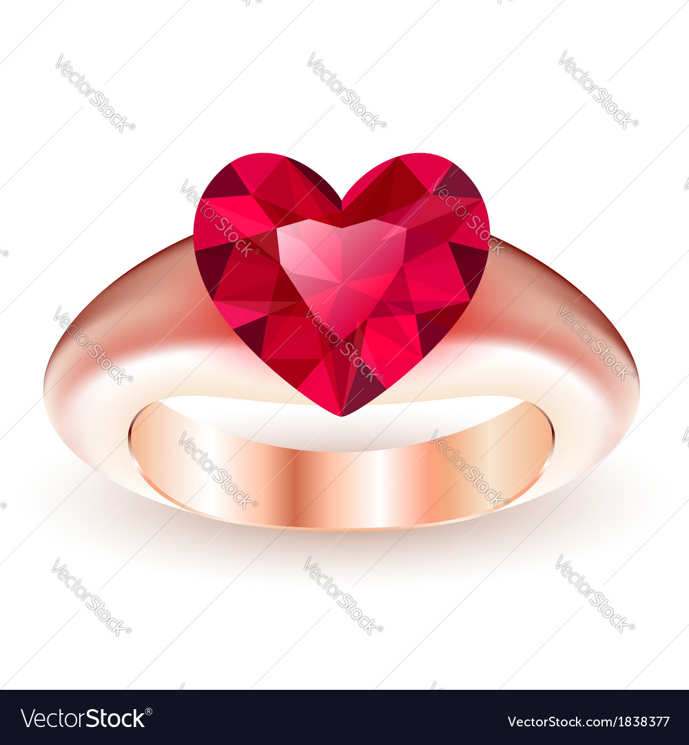 band rings wedding caymancode diamond pink heart