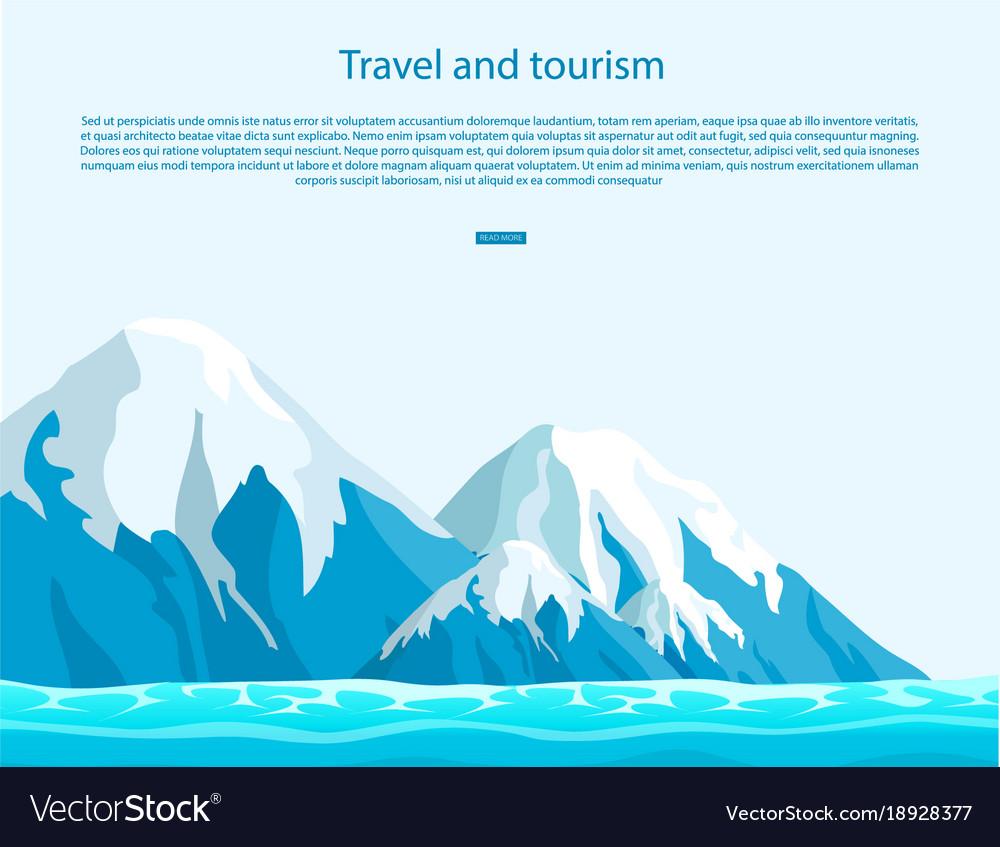 Travel and tourism all around world